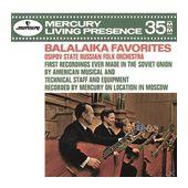 BALALAIKA FAVOURITES (OSIPOV ST. RUSS FOLK ORCH) für 18,99 Euro