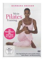 Barbara Becker - Mein Pilates Training (DVD) für 6,99 Euro