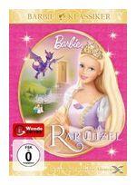 Barbie als Rapunzel (DVD) für 5,99 Euro