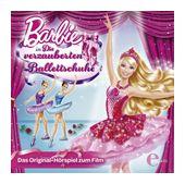 Barbie - Die verzauberten Ballettschuhe (CD(s)) für 6,99 Euro