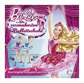 Barbie : Die Verzauberten Ballettschuhe (CD(s)) für 9,99 Euro