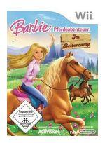 Barbie Pferdeabenteuer: Im Reitercamp (Nintendo WII) für 49,95 Euro
