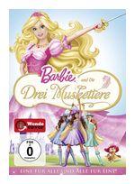Barbie und Die Drei Musketiere (DVD) für 5,99 Euro