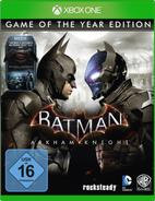 Batman: Arkham Knight - Game of the Year Edition (Xbox One) für 49,00 Euro