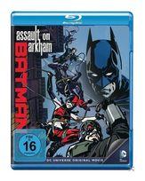 Batman - Assault on Arkham (BLU-RAY) für 27,99 Euro