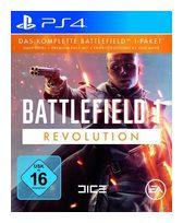 Battlefield 1 - Revolution Edition (PlayStation 4) für 52,99 Euro