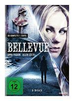 BELLEVUE - Die komplette Staffel 1 DVD-Box (DVD) für 14,99 Euro