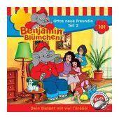 Benjamin Blümchen 101: Ottos neue Freundin (Teil 2) (CD(s)) für 5,49 Euro