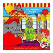 Benjamin Blümchen 112: Die Elefantenkönigin (CD(s)) für 5,49 Euro