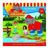 Benjamin Blümchen 114: ...und der Delfin (CD(s)) für 5,49 Euro