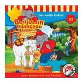 Benjamin Blümchen 82: Der weiße Elefant  (CD(s)) für 5,49 Euro