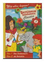 Benjamin Blümchen Classics - Vol. 1 (DVD) für 8,99 Euro