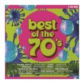 Best of the 70s (VARIOUS) für 7,99 Euro