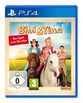 Bibi & Tina - Das Spiel zum Kinofilm (PlayStation 4) für 25,00 Euro