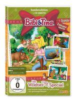 Bibi & Tina: Das Wildtier-Special (DVD(s)) für 9,49 Euro