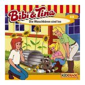 Bibi und Tina 63: Die Waschbären sind los (CD(s)) für 5,49 Euro