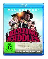 Blazing Saddles - Der wilde Wilde Westen (BLU-RAY) für 12,99 Euro