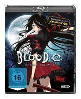 Blood C - Series Part 1 Vol. 1-3 (BLU-RAY) für 10,49 Euro