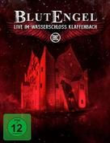 Blutengel – Live Im Wasserschloss Klaffenbach DVD-Box (DVD + CD) für 16,99 Euro