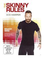 Bob Harper -The Skinny Rules- Bauch Weg (DVD) für 12,99 Euro