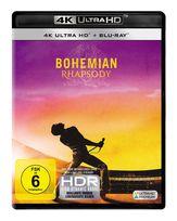 Bohemian Rhapsody - 2 Disc Bluray (4K Ultra HD BLU-RAY + BLU-RAY) für 28,99 Euro