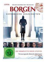 Borgen - Gefährliche Seilschaften - Die komplette erste Staffel (DVD) für 25,99 Euro