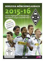 Borussia Mönchengladbach - Saisonrückblick 2015/2016 - 2 Disc DVD (DVD) für 11,99 Euro
