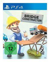 Bridge Constructor (PlayStation 4) für 19,99 Euro