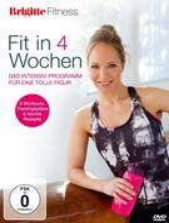 Brigitte Fitness - Fit in 4 Wochen - das Intensiv-Programm für eine tolle Figur (DVD) für 16,99 Euro