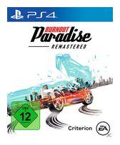 Burnout Paradise Remastered (PlayStation 4) für 27,99 Euro