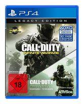 Call of Duty: Infinite Warfare - Legacy Edition (PlayStation 4) für 15,00 Euro