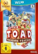 Captain Toads Treasure Tracker (Nintendo Selects) (Nintendo Wii U) für 24,99 Euro