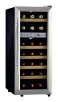 Caso Wine Duett 21 Weinkühlschrank C 2 Temperaturzonen 15+6 Flaschen für 269,00 Euro