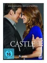 Castle - Staffel 6 (DVD) für 13,99 Euro
