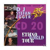 CD 20-Ethno World Tour (Dj Stefan Egger) für 12,99 Euro