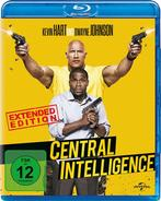 Central Intelligence Extended Edition (BLU-RAY) für 7,99 Euro