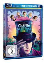 Charlie und die Schokoladenfabrik Star Selection (BLU-RAY) für 12,99 Euro