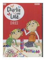 Charlie und Lola - DREI (DVD) für 4,99 Euro