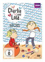 Charlie und Lola - Sechs (DVD) für 6,99 Euro