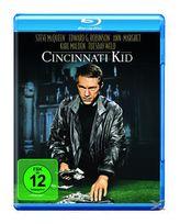Cincinnati Kid (BLU-RAY) für 10,99 Euro