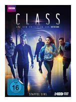 Class - Staffel 1 DVD-Box (DVD) für 24,99 Euro