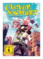 Clever & Smart: In geheimer Mission (DVD) für 7,99 Euro