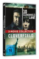 Cloverfield & 10 Cloverfield Lane - 2 Disc DVD (DVD) für 12,99 Euro