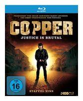 Copper - Justice is brutal. Staffel 1 - 2 Disc Bluray (BLU-RAY) für 16,99 Euro