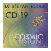Cosmic Vision CD 19 (Dj Stefan Egger) für 12,99 Euro