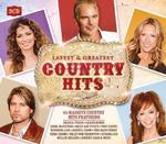 Country Hits-Latest & Greatest (VARIOUS) für 9,99 Euro