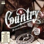 Country-Ultimate Collection (VARIOUS) für 9,99 Euro