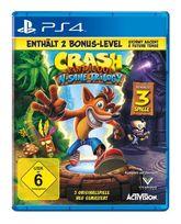 Crash Bandicoot N. Sane-Trilogie (PlayStation 4) für 39,99 Euro