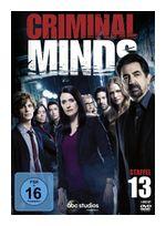 Criminal Minds - Die komplette dreizehnte Staffel DVD-Box (DVD) für 35,99 Euro