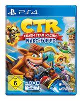 CTR Crash Team Racing Nitro Fueled (PlayStation 4) für 37,99 Euro